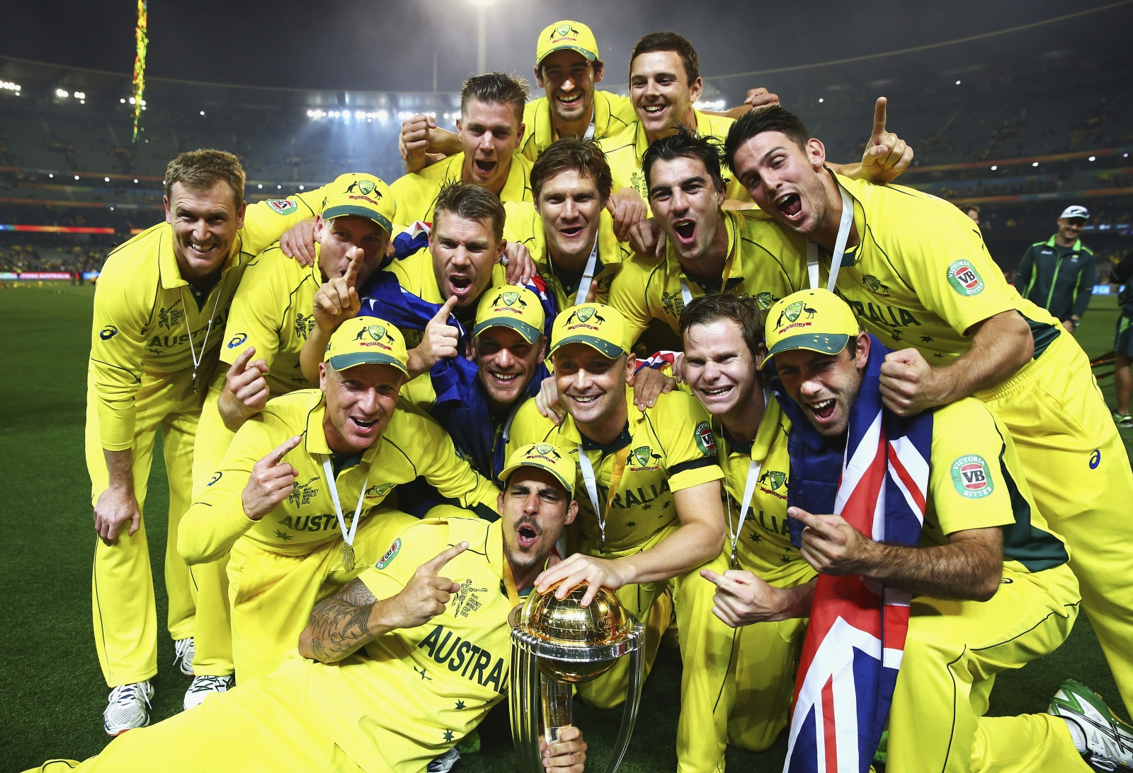 ICC Cricket World Cup 2015: Best performance, match and team of the ...