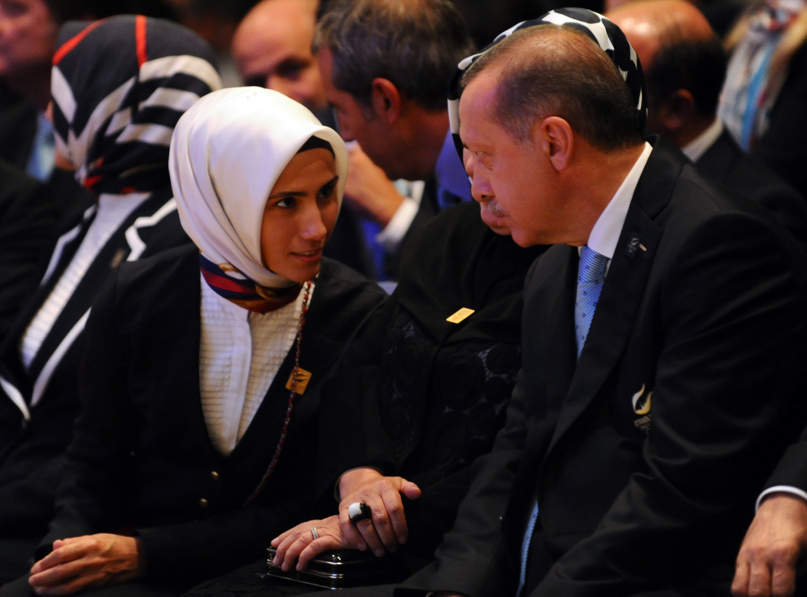 Turkey: Sumeyye Erdogan Says Men Inheriting More Than Women Is 'normal, Fair And Righteous