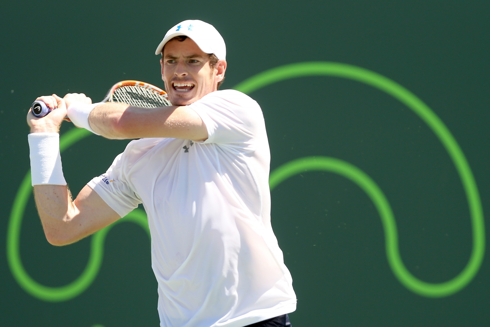 Murray will face djokovic in the final of the 2015 miami open getty