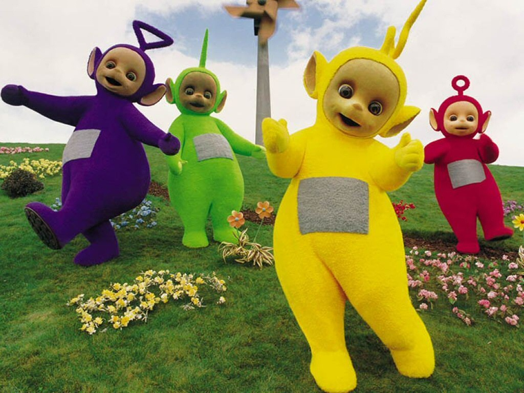 dipsy teletubbies actor - photo #9