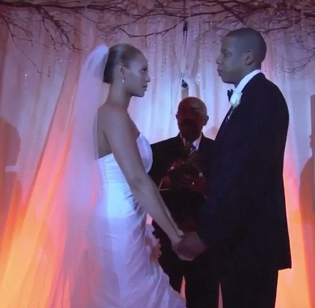 Jay Z Shares Wedding Video With Fans To Mark Seventh