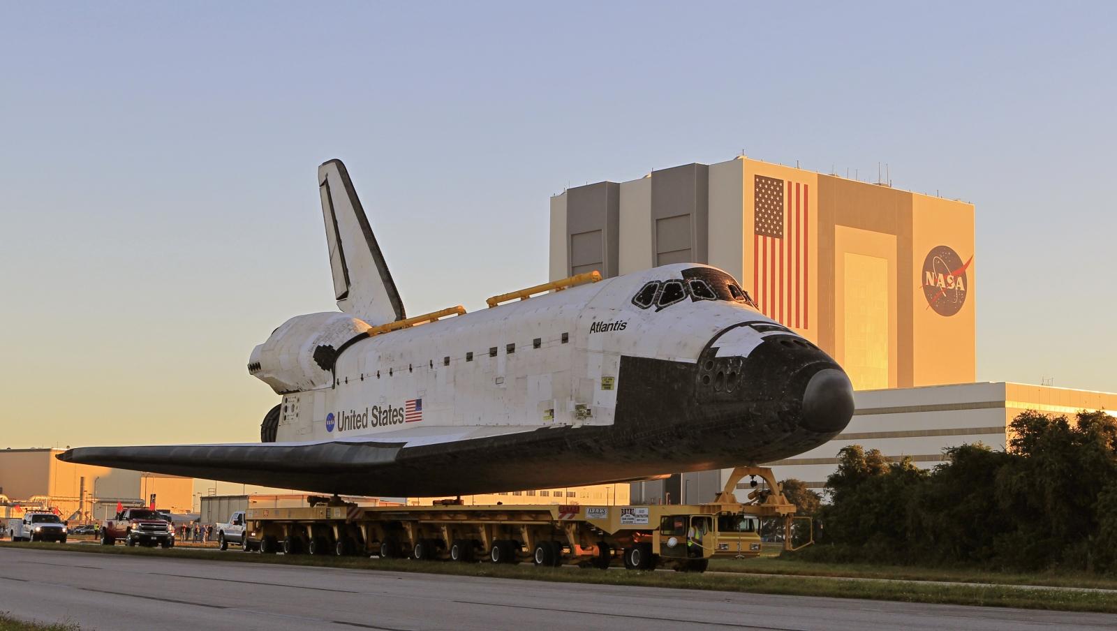 obama new nasa space shuttle - photo #39
