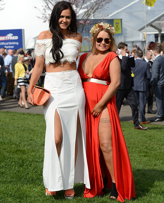 grand national ladies day