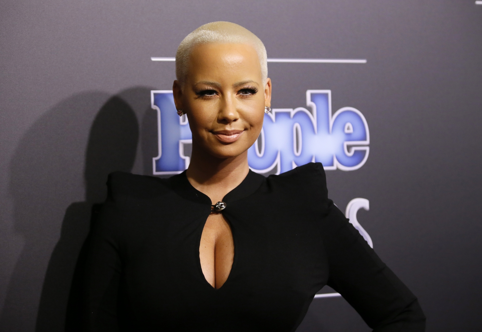 Amber Rose's home broken into and intruder stays for hours while she sleeps