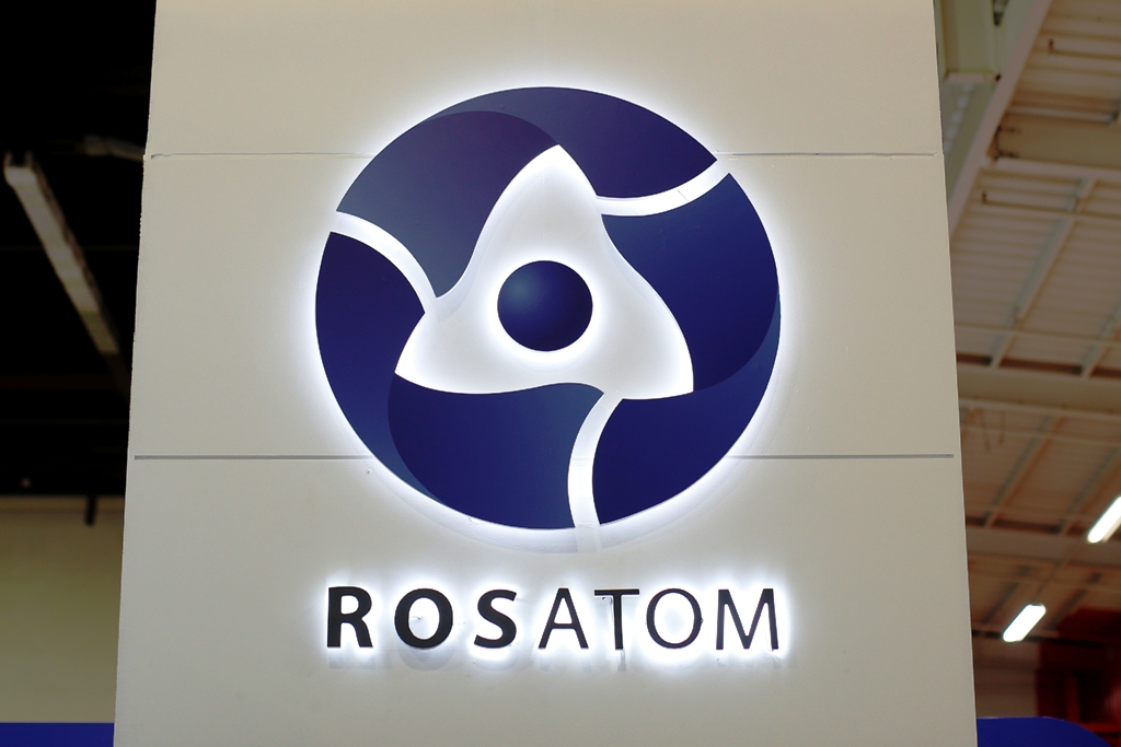 Nigeria ties up with Russia's Rosatom to build four nuclear power ...: www.ibtimes.co.uk/nigeria-signs-pact-russias-rosatom-build-4...