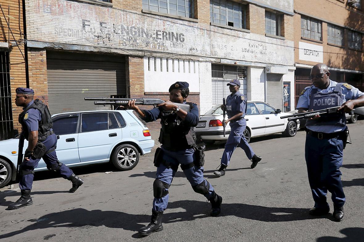 Xenophobia South Africa xenophobi...