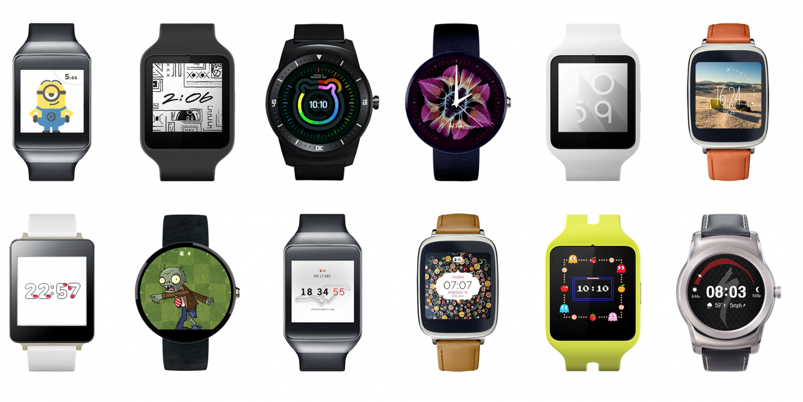 Android Wear 5.1 update announced ahead of Apple Watch launch