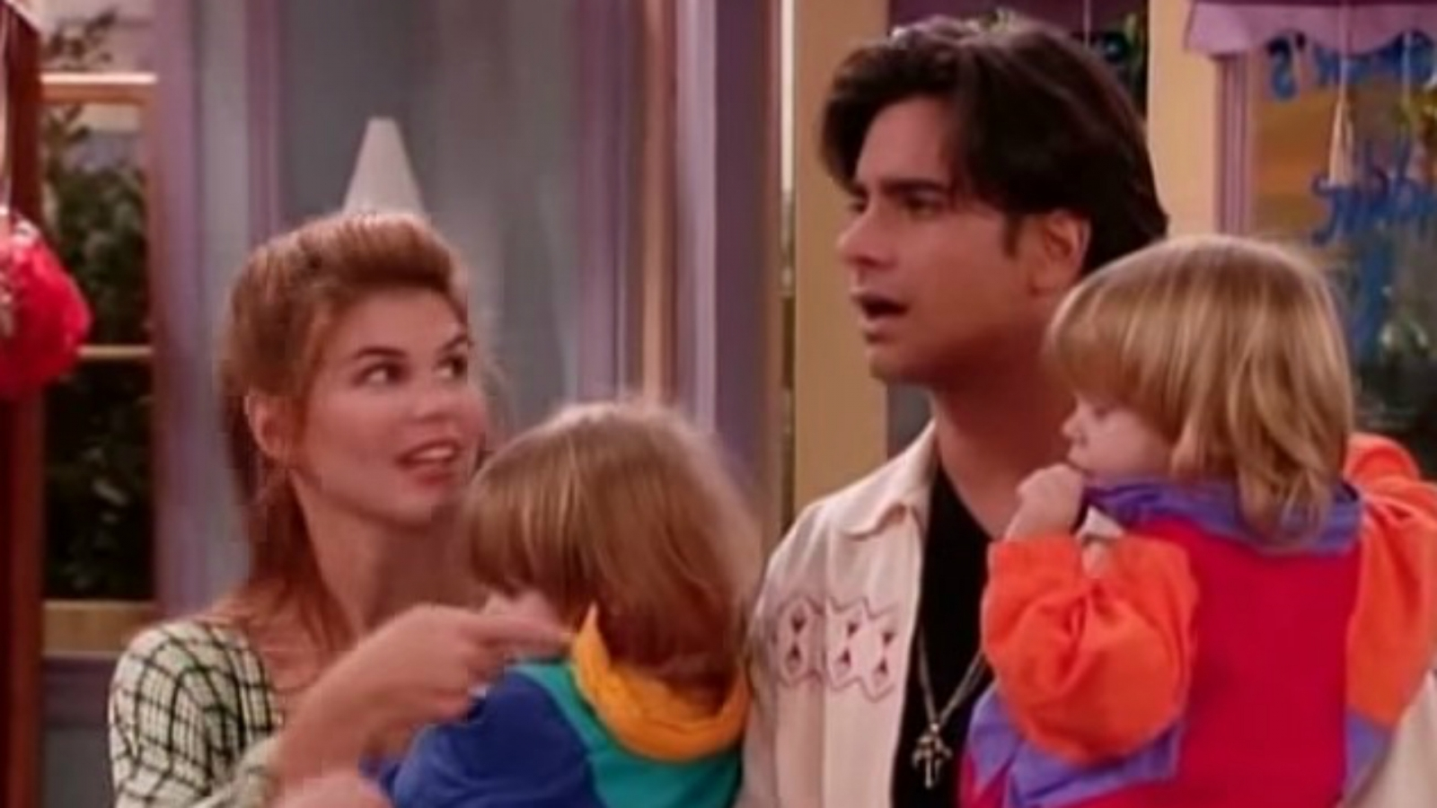 Full house spin off confirmed for netflix john stamos to for Fully house