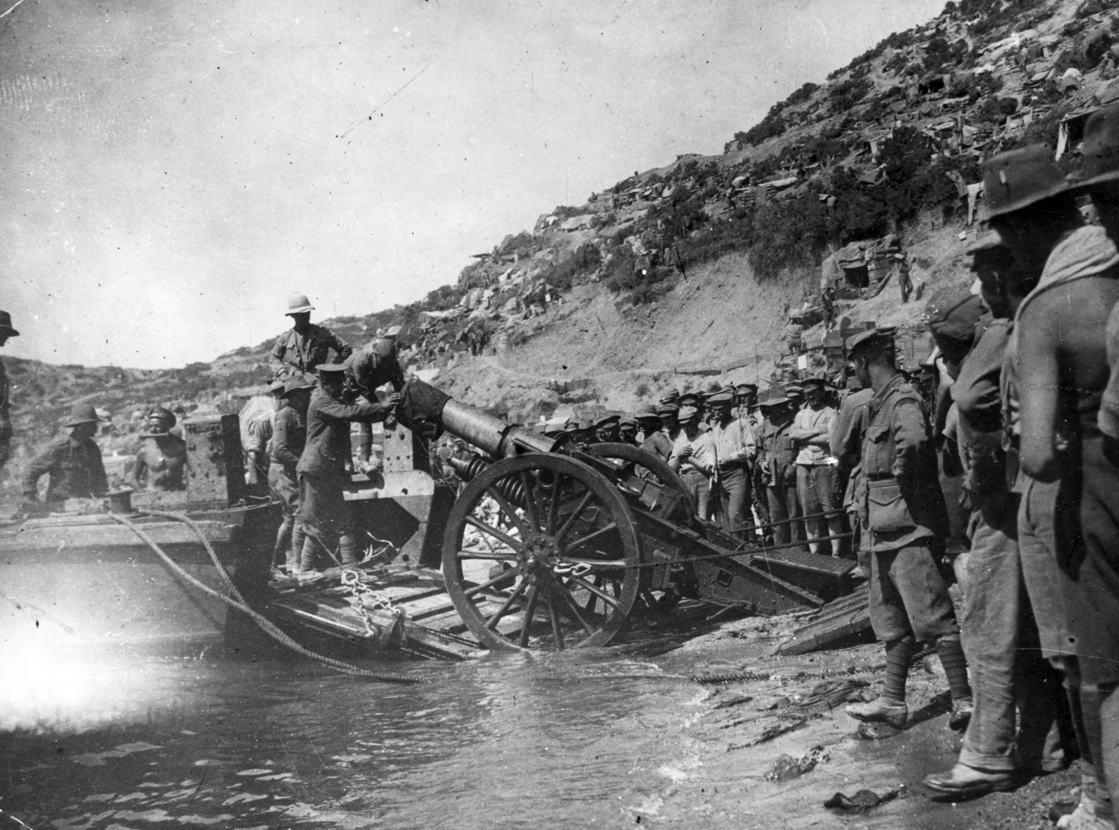 Gallipoli: Why do Australians celebrate a military disaster?