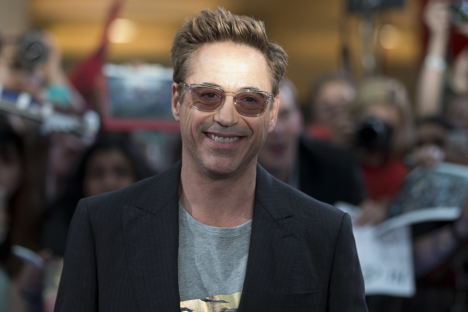 Iron Man star Robert Downey Jr gets Christmas-eve pardon for 1996 drug ... Robert Downey