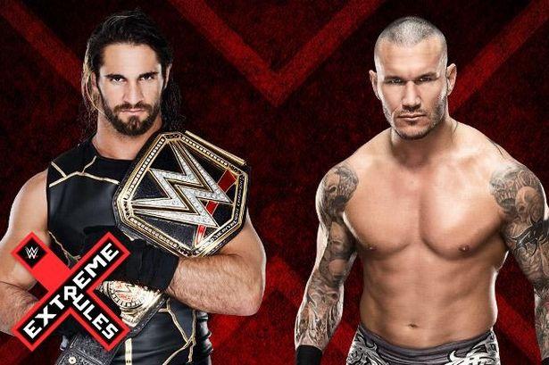 Wwe 2k15 Randy Orton vs Seth Rollins Seth Rollins vs Randy Orton on