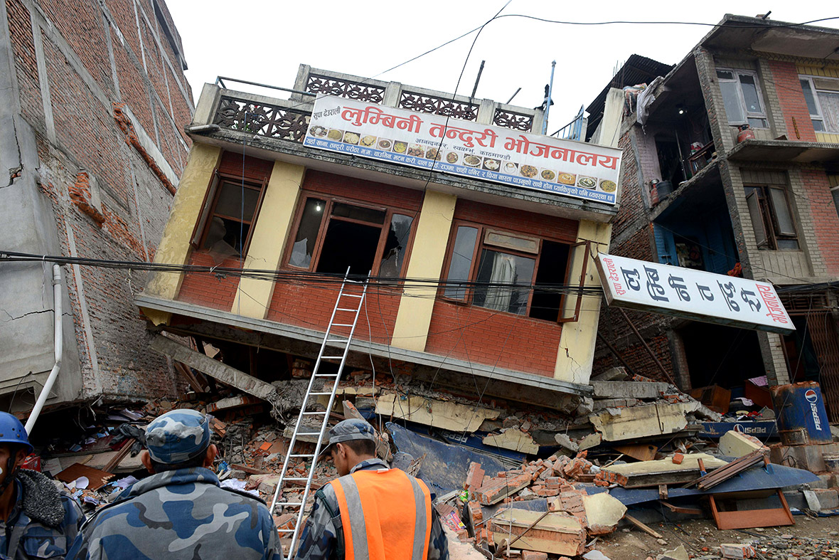 Nepal Earthquake British And Irish Nationals Missing List