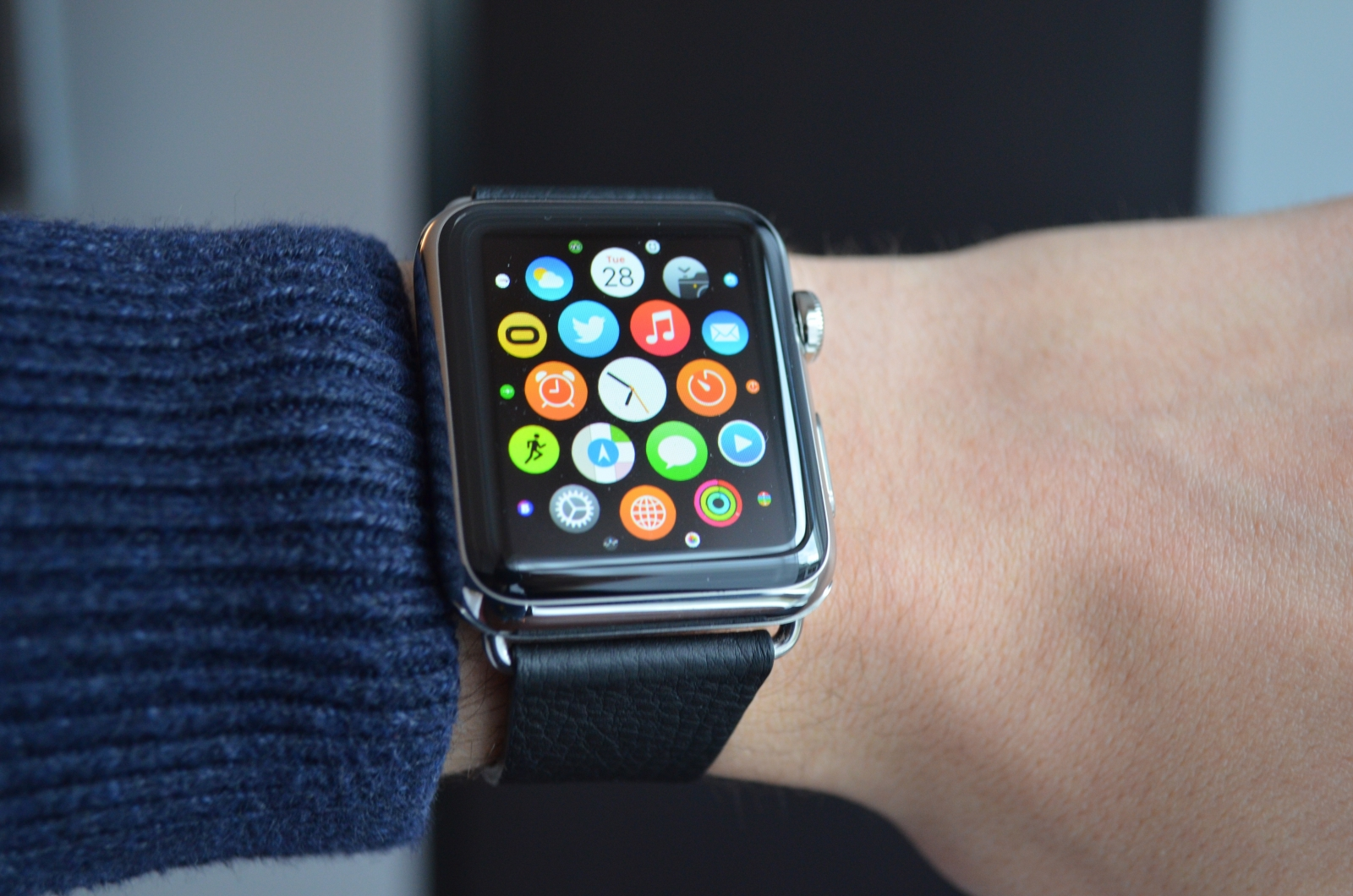 Istruzioni apple watch italiano