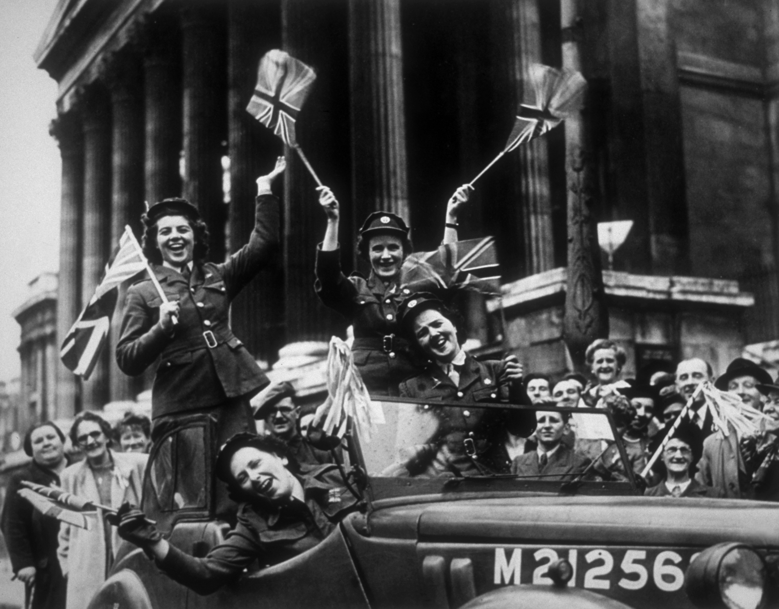 BBC - History - VE Day (pictures, video, facts & news)