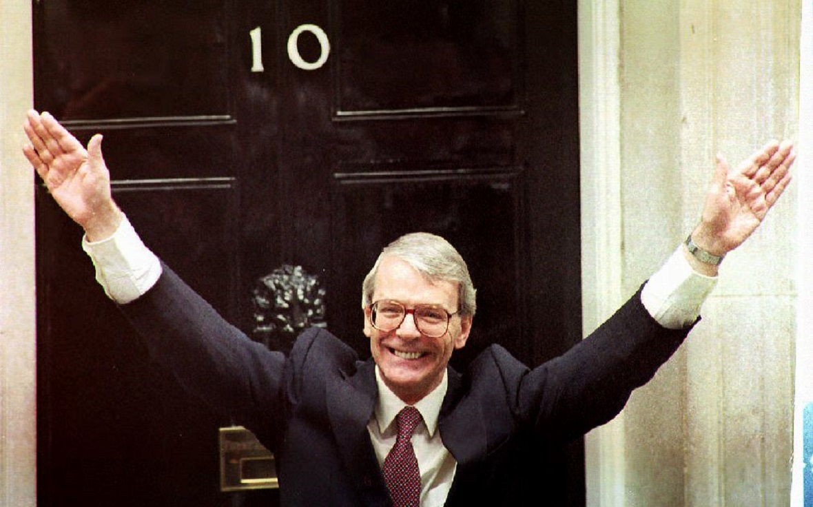 Former prime minister John Major: More must be done to ...