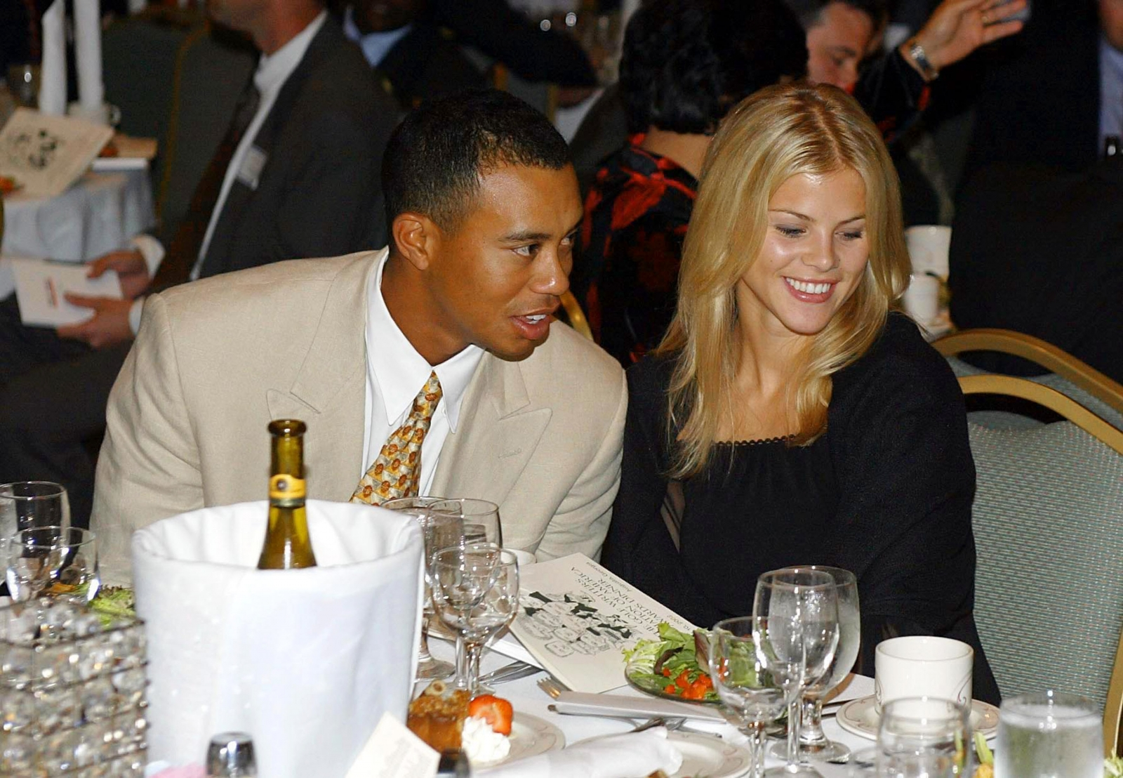 Tiger Woods Doesnt Regret Cheating On His Ex Wife Elin Nordegren