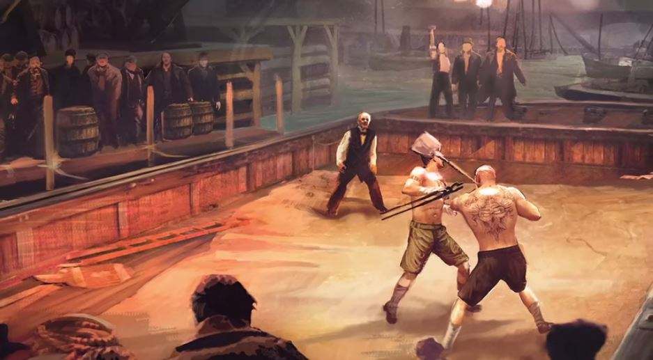 assassins creed syndicate торрент