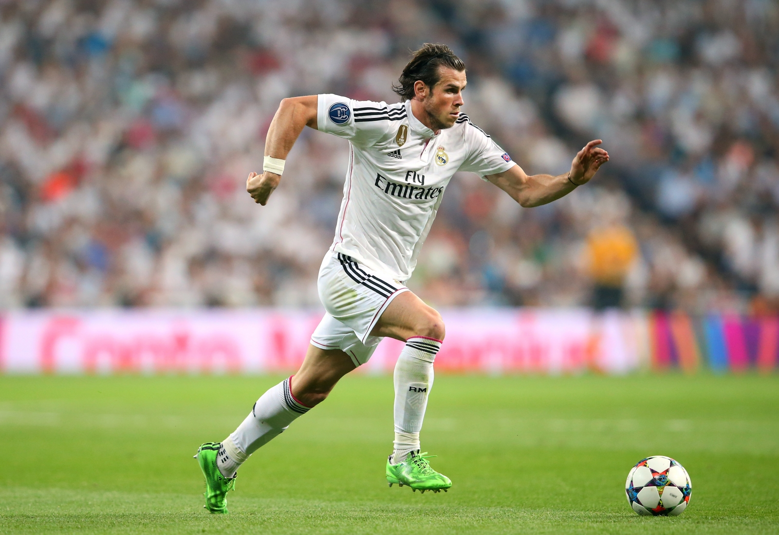 Manchester United tar Gareth Bale not expected to leave Real