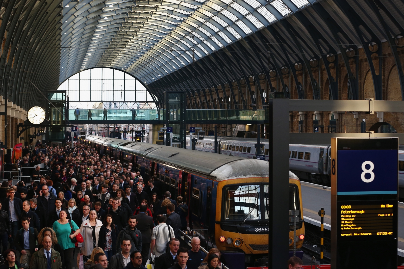 news story acas network rail strikes called