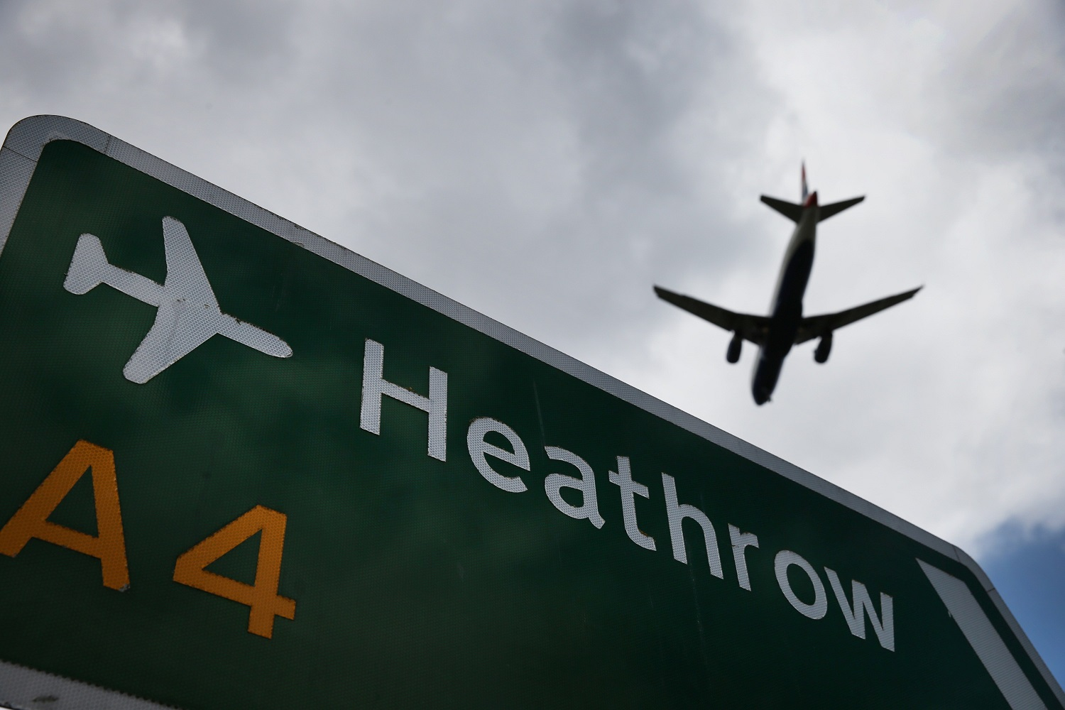 Image result for heathrow third runway local economy