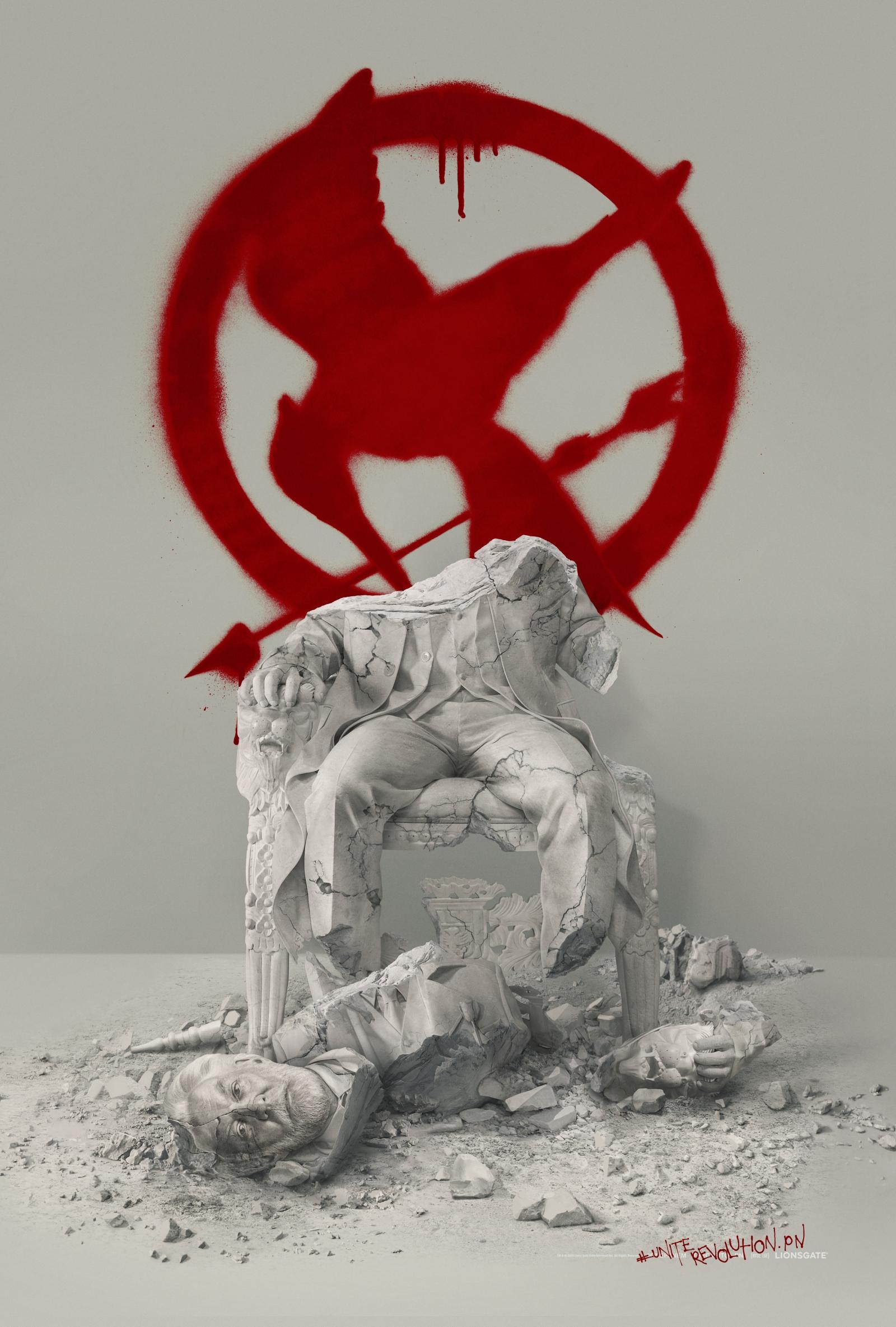 The Hunger Games: Mockingjay, Part 2 (2015) - Francis ...