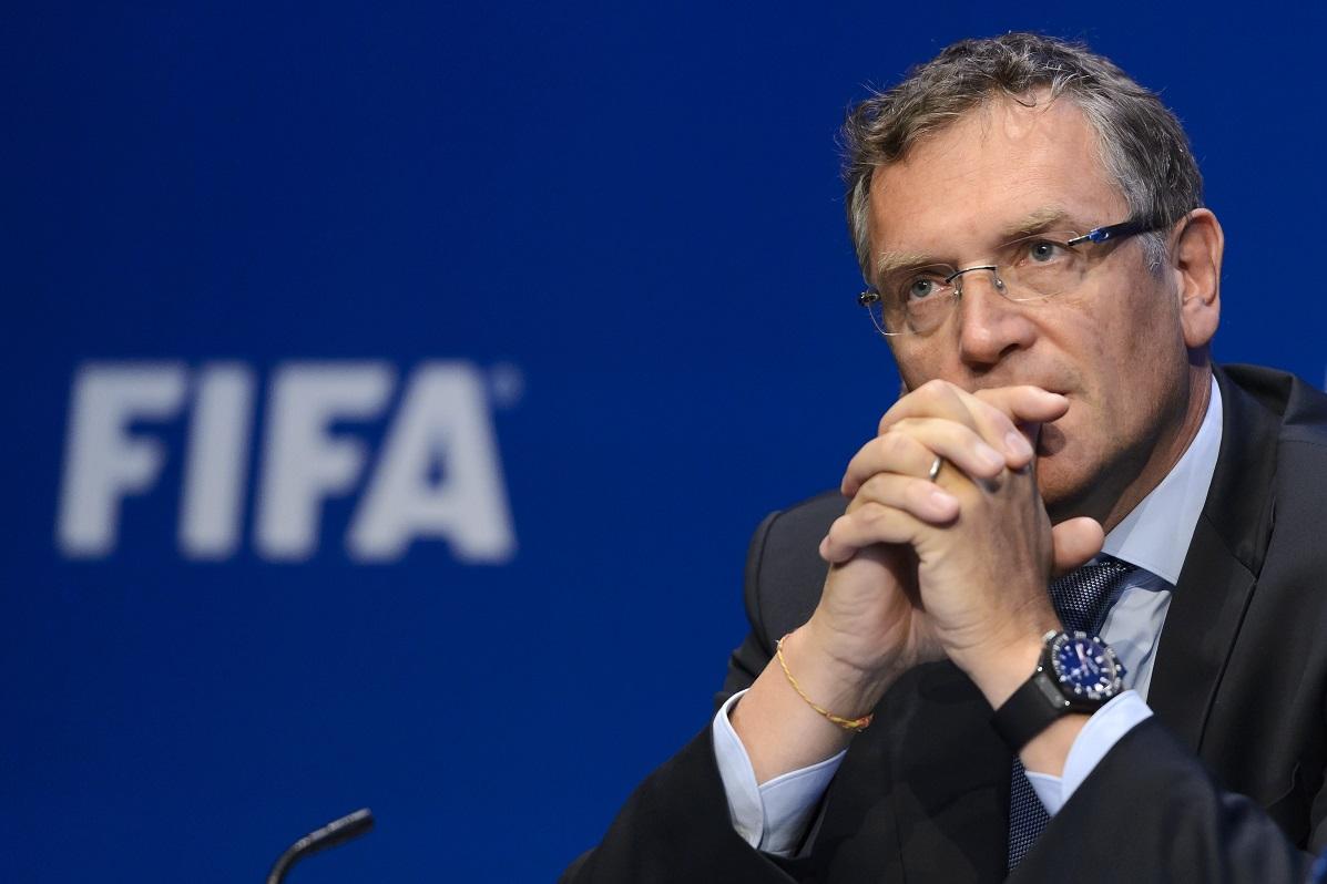 Jerome Valcke 357 World Cup Fifa Scandal Bidding