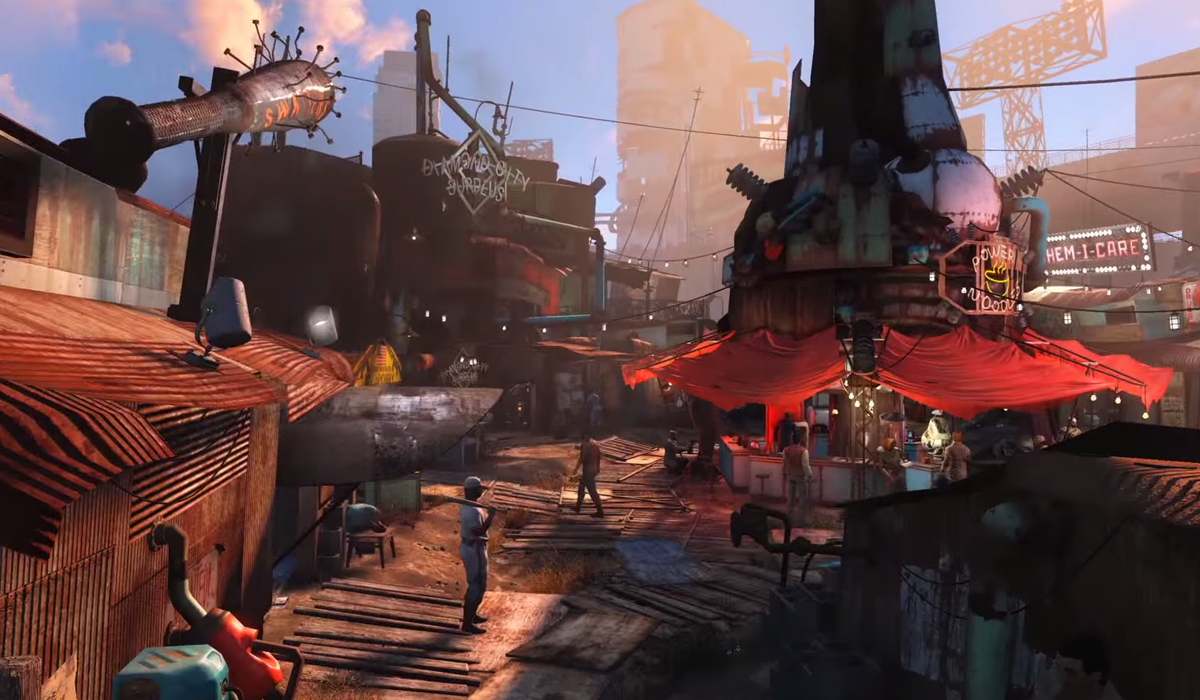 D And D Trailers >> Fallout 4 screenshots: The 12 best pics from Bethesda's ...