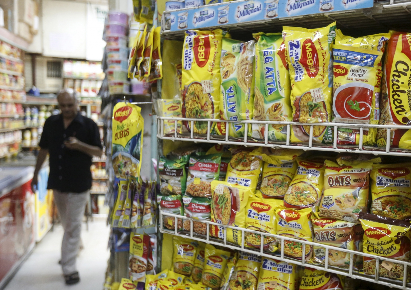 Nestle Maggi noodles: Indian court refuses to lift ban