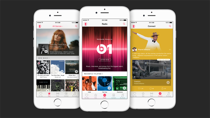 Image result for apple music profile