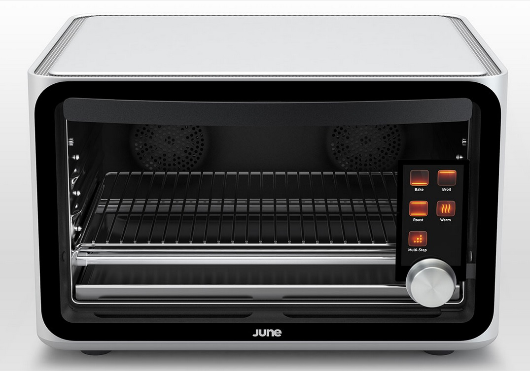 Oven That Thinks It S Jamie Oliver Will Cook The Perfect