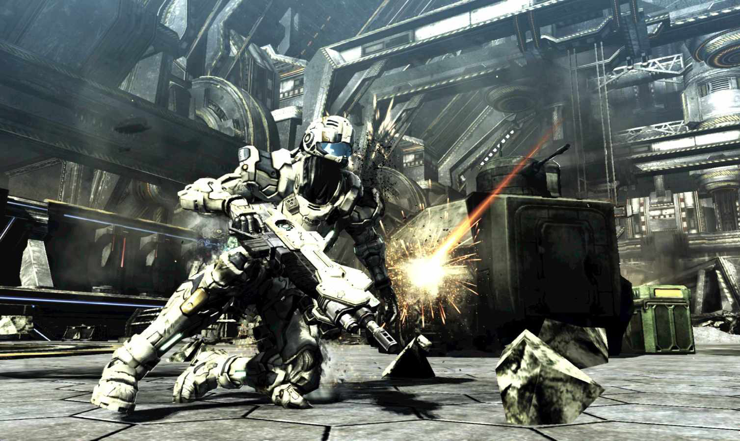 E3 2015: Vanquish 2 may well be Platinum's new game