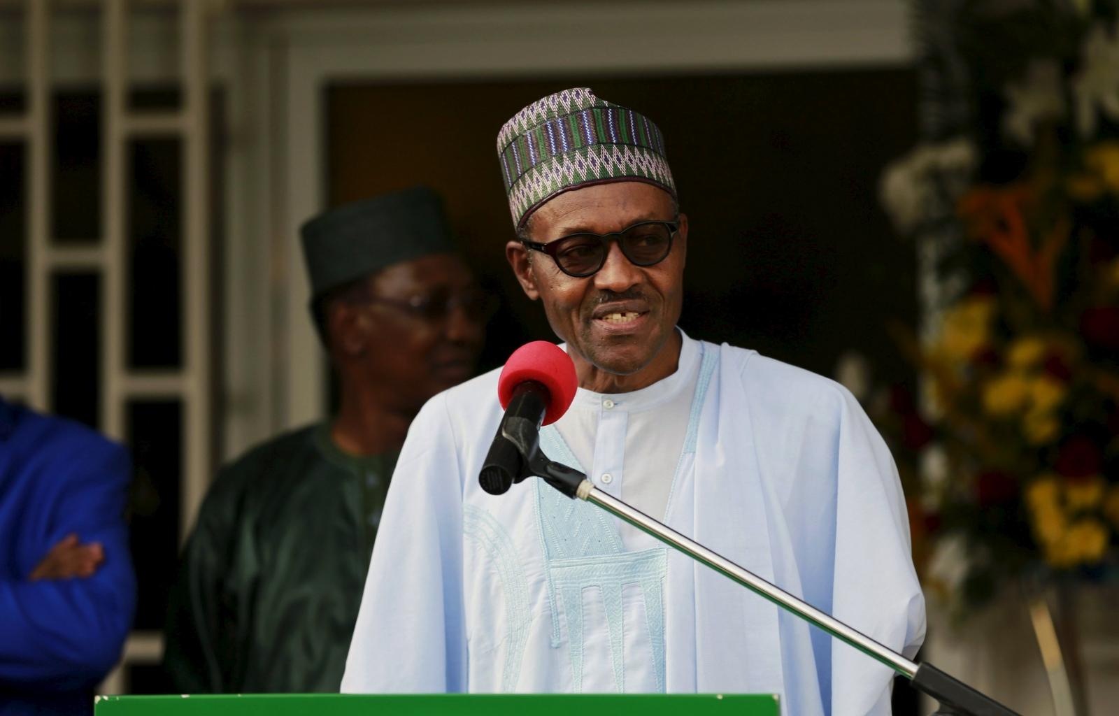 Image result for President Muhamamdu Buhari