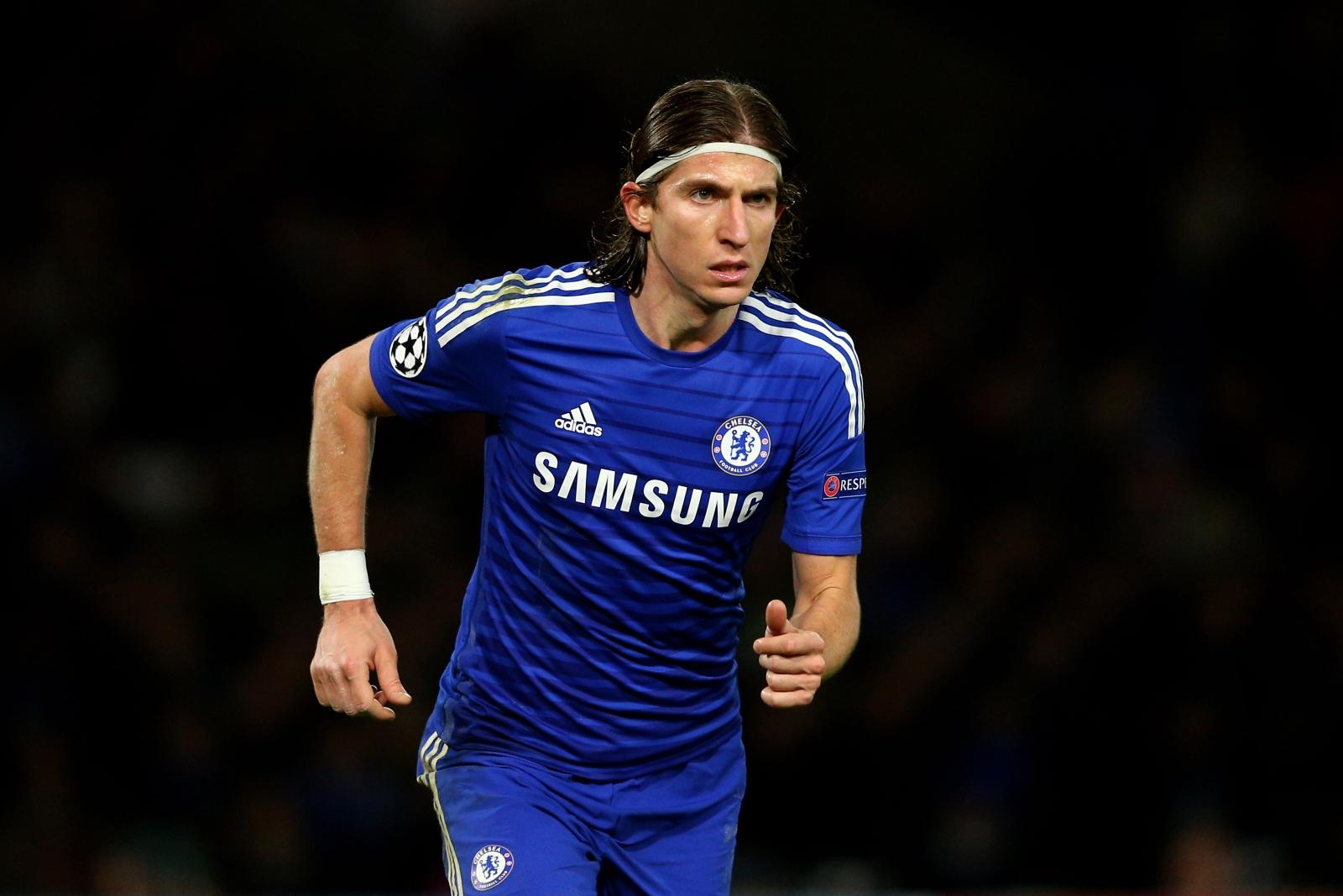 Filipe Luis unsure over Chelsea future amid Atletico ... Filipe Luís