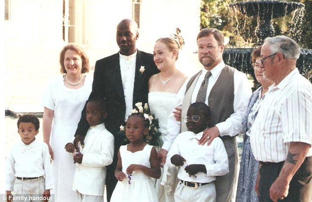 Led the naacp married a white woman and became a race traitor