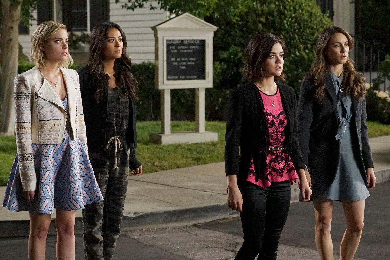 When Does Pretty Little Liars Season 6 Start Pretty Little Liars Season 6