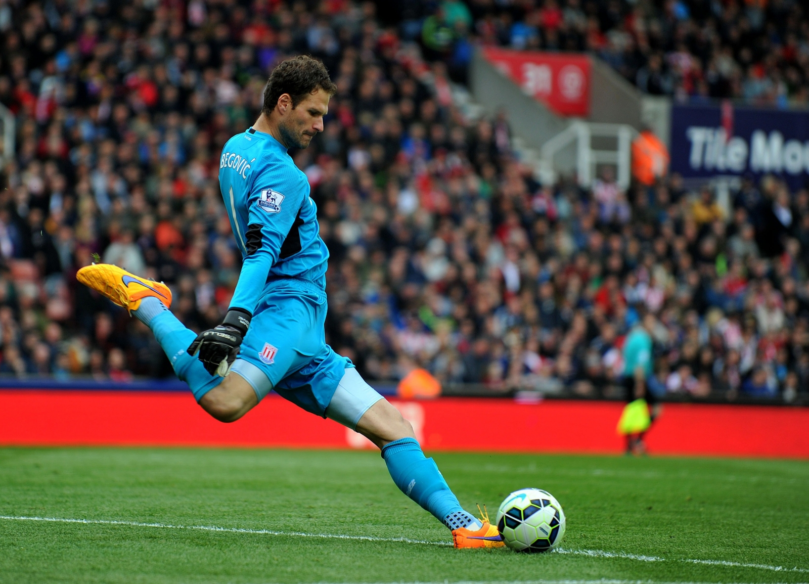 Asmir Begovic will leave Stoke City if he rejects new contract