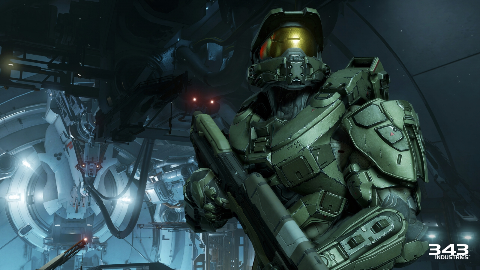 master chief halo 5 - photo #1