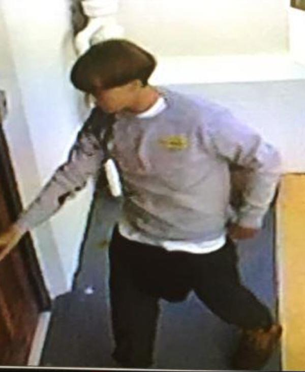 Charleston Shooting: First Picture Of White Male Suspect