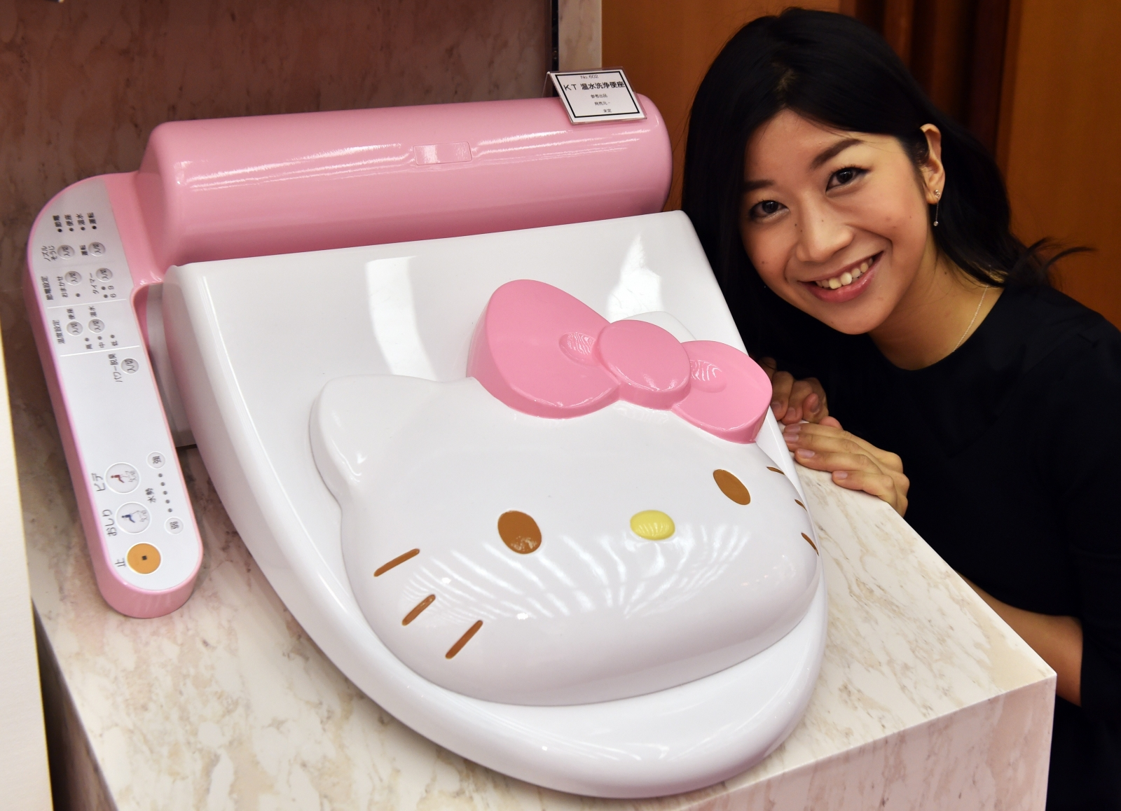 Japan toilet design contest ahead of 2022 tokyo olympics for Bathroom in japanese