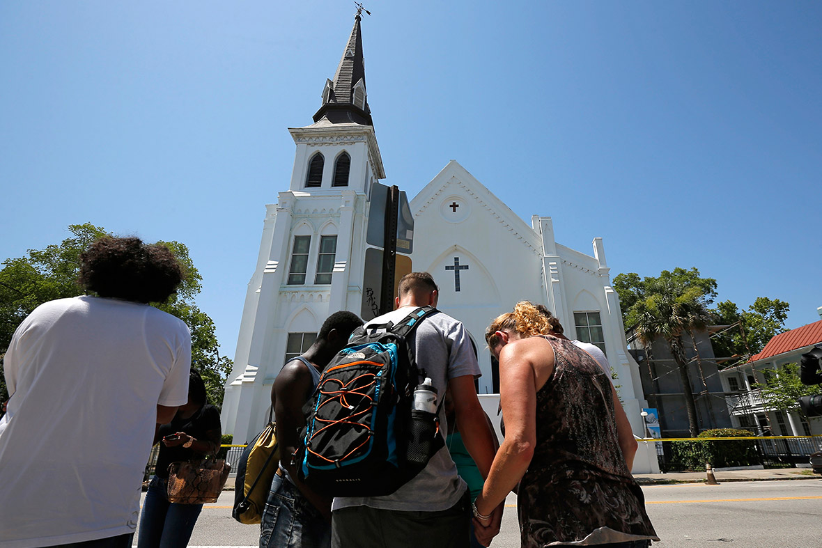Charleston Shooting The Victims The Suspect And The Race