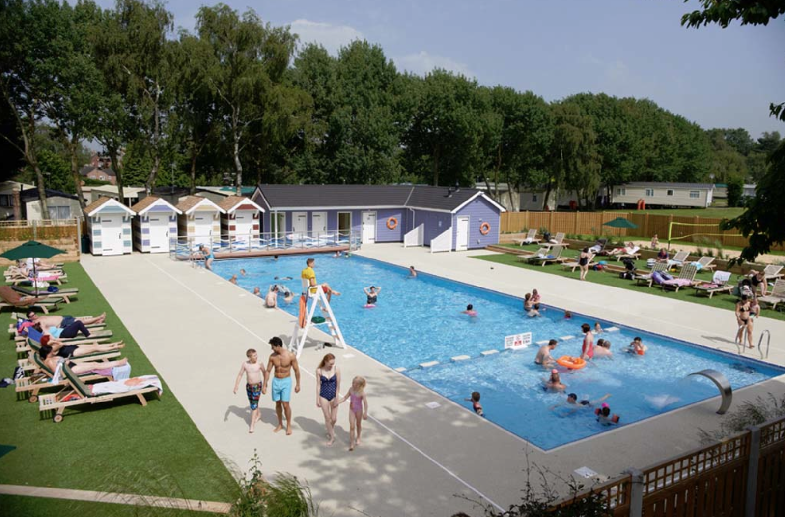 Chemical Leak At Belton Wild Ducks Holiday Park Swimming Pool
