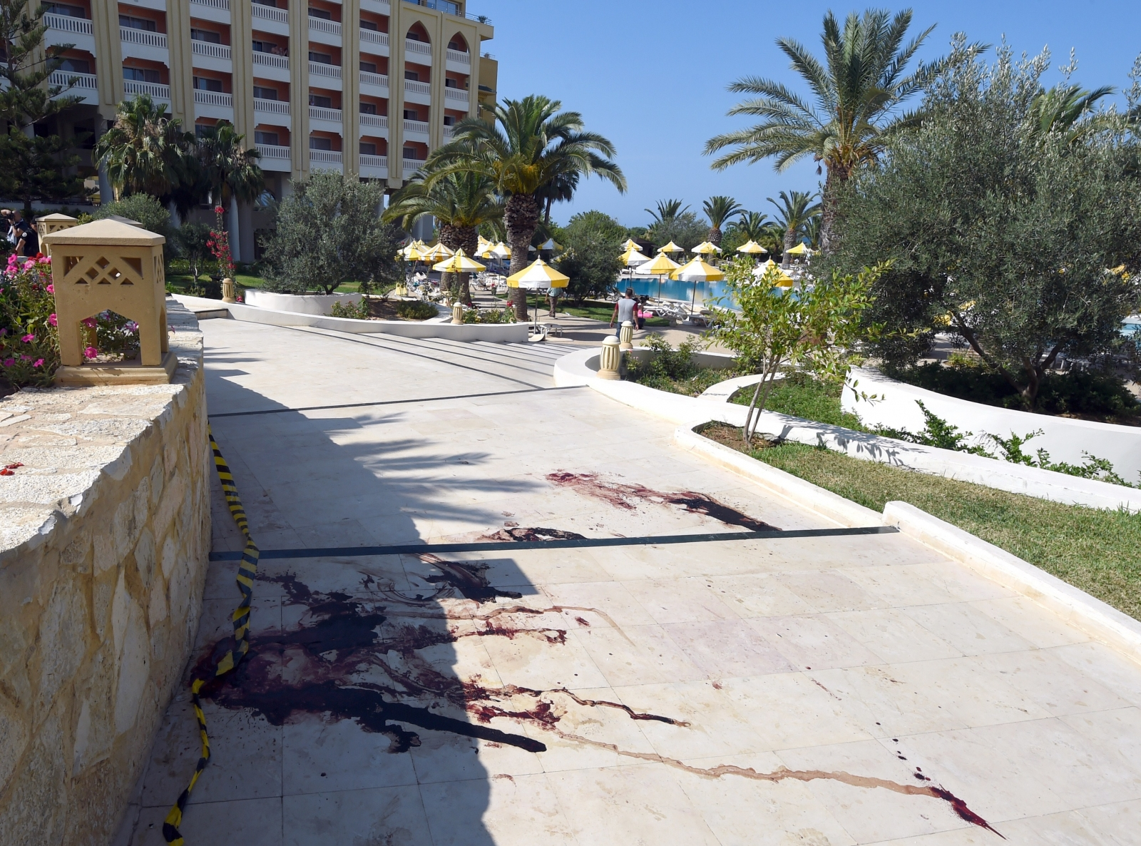 Tunisia Hotels Tunisia Hotel Attack British