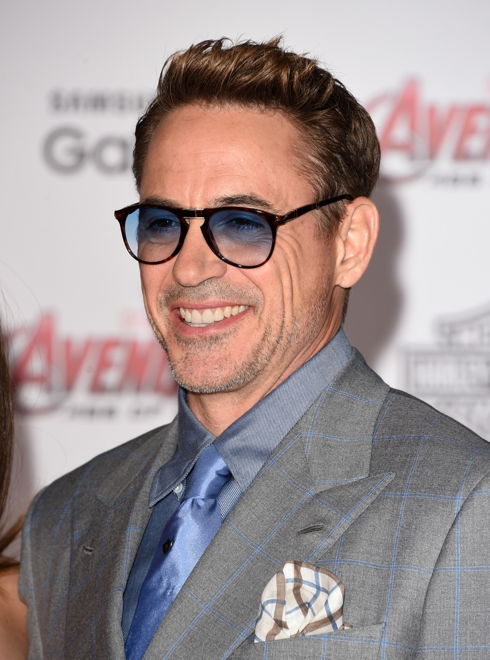 Iron Man star Robert Downey Jr wants to lend his voice for ... Robert Downey