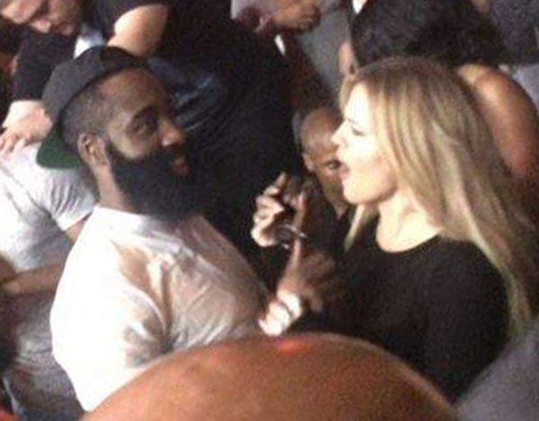 Khloe kardashian and james harden dating couple s romance is tearing