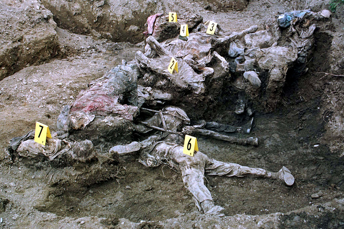 Srebrenica massacre 20th anniversary: Europe's worst atrocity since ...