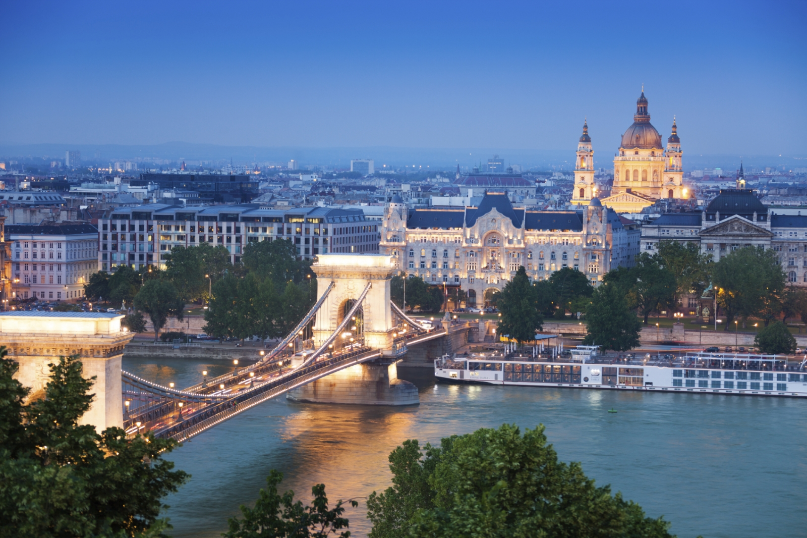 Bucharest or Budapest