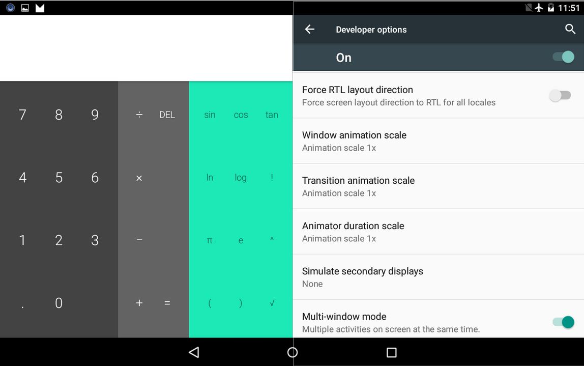 Android M preview build ported to Nexus 7 2012 WiFi model ...