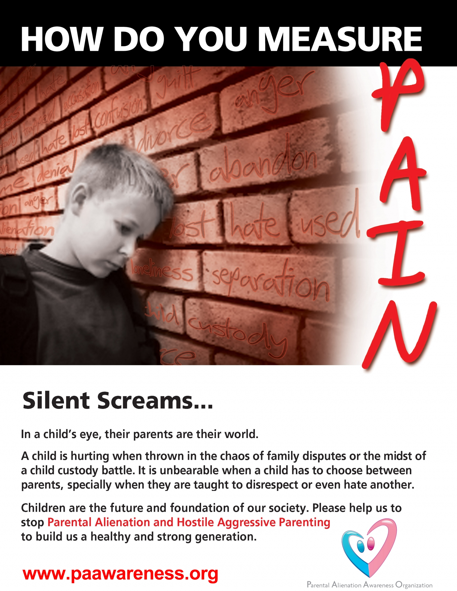 the issue of parental alienation syndrome Parental alienation:  parental alienation syndrome is not a gender specific issue  it is a child abuse issue.