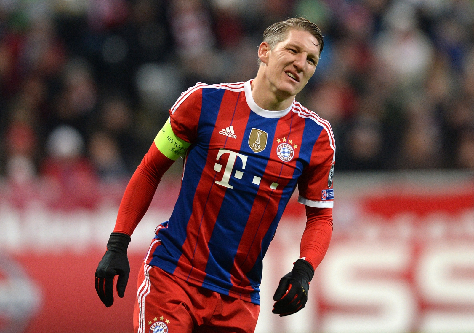 Manchester United Bastian Schweinsteiger regrets not saying a