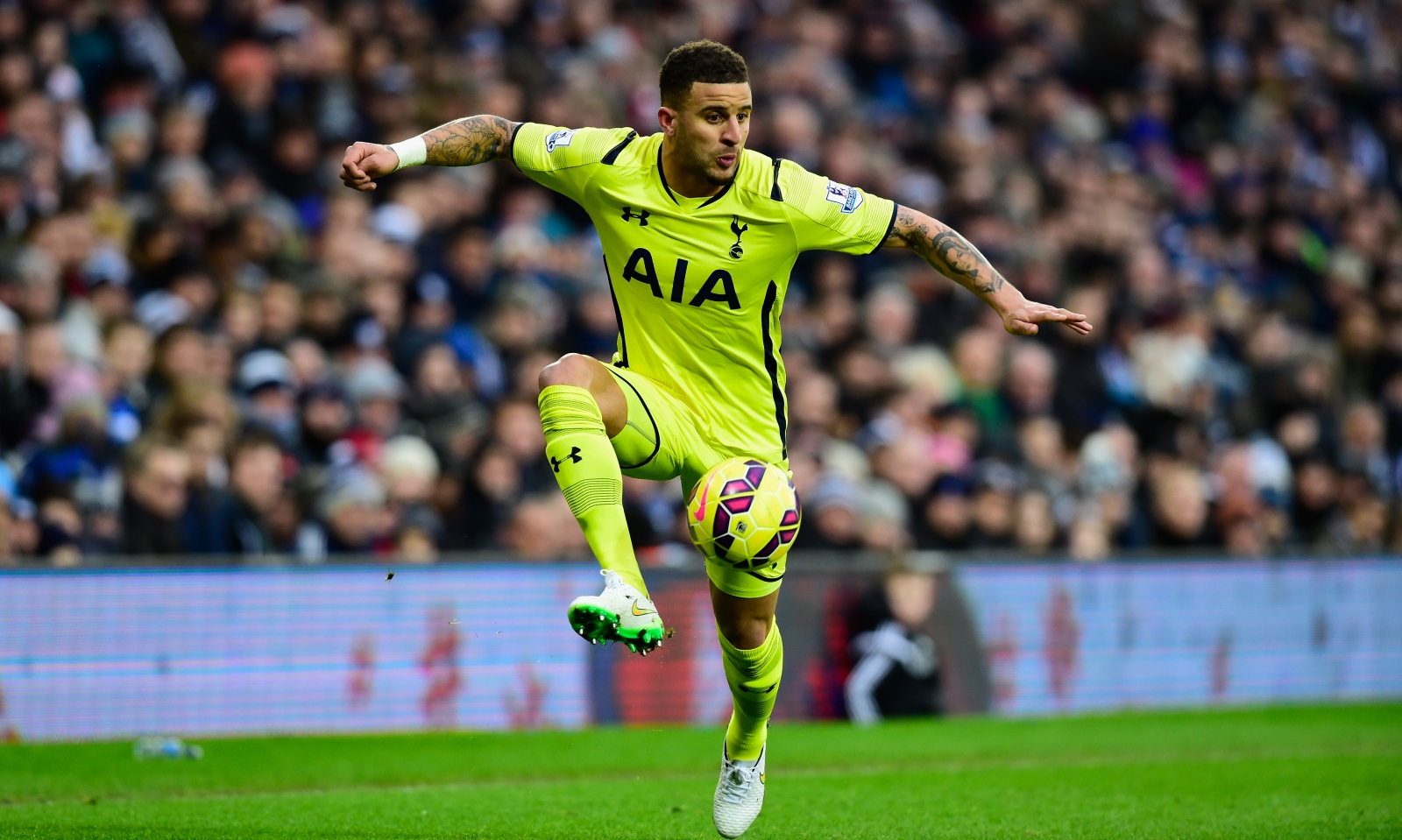 Kyle Walker hoping for injury free season with Tottenham Hotspur